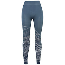 Buy Manuka Life Strata Print Primary Leggings, Midnight Blue/White Online at johnlewis.com