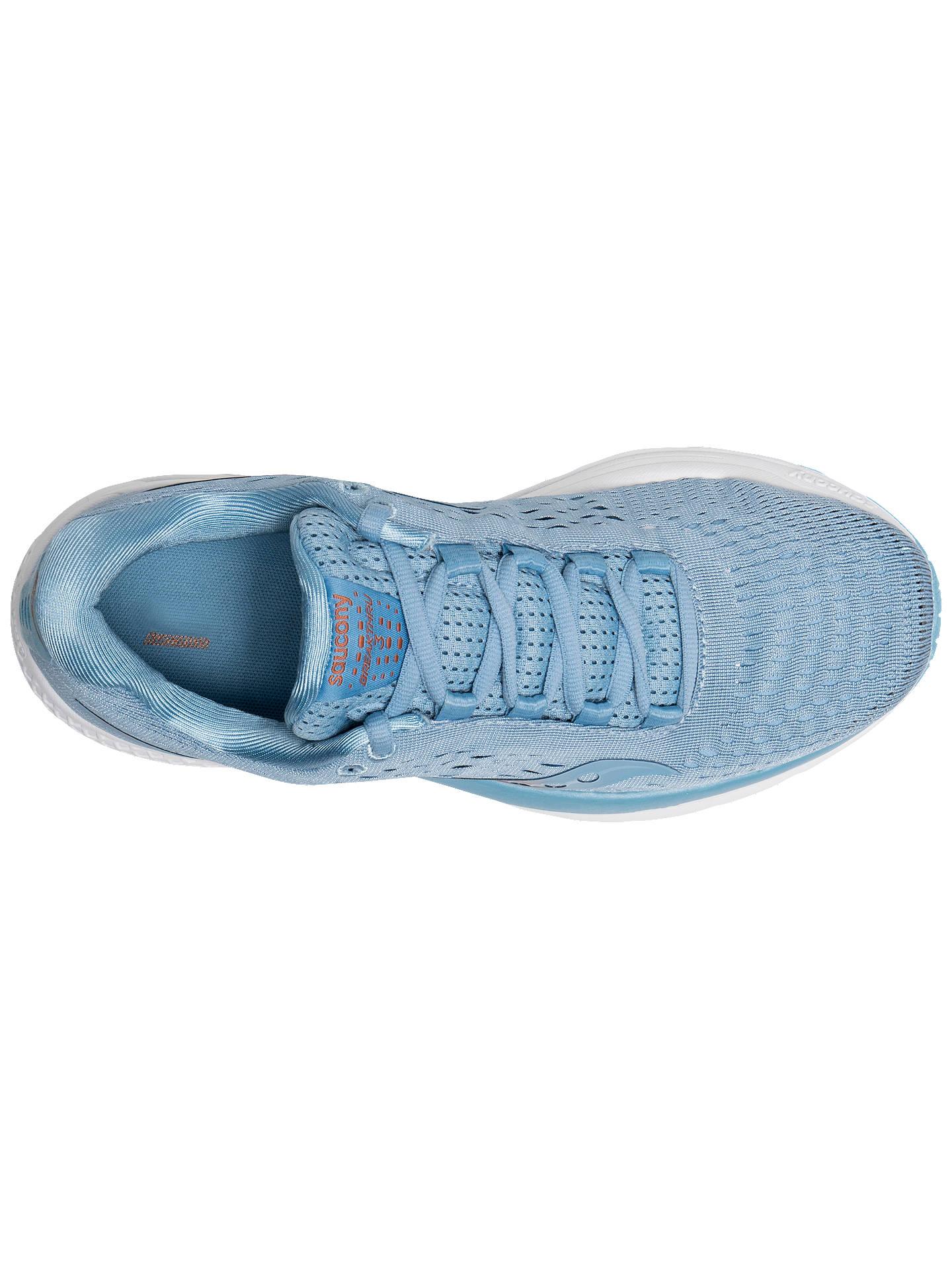 a9601b403c Saucony Jazz 20 Women's Running Shoes, Light Blue/Copper at John ...