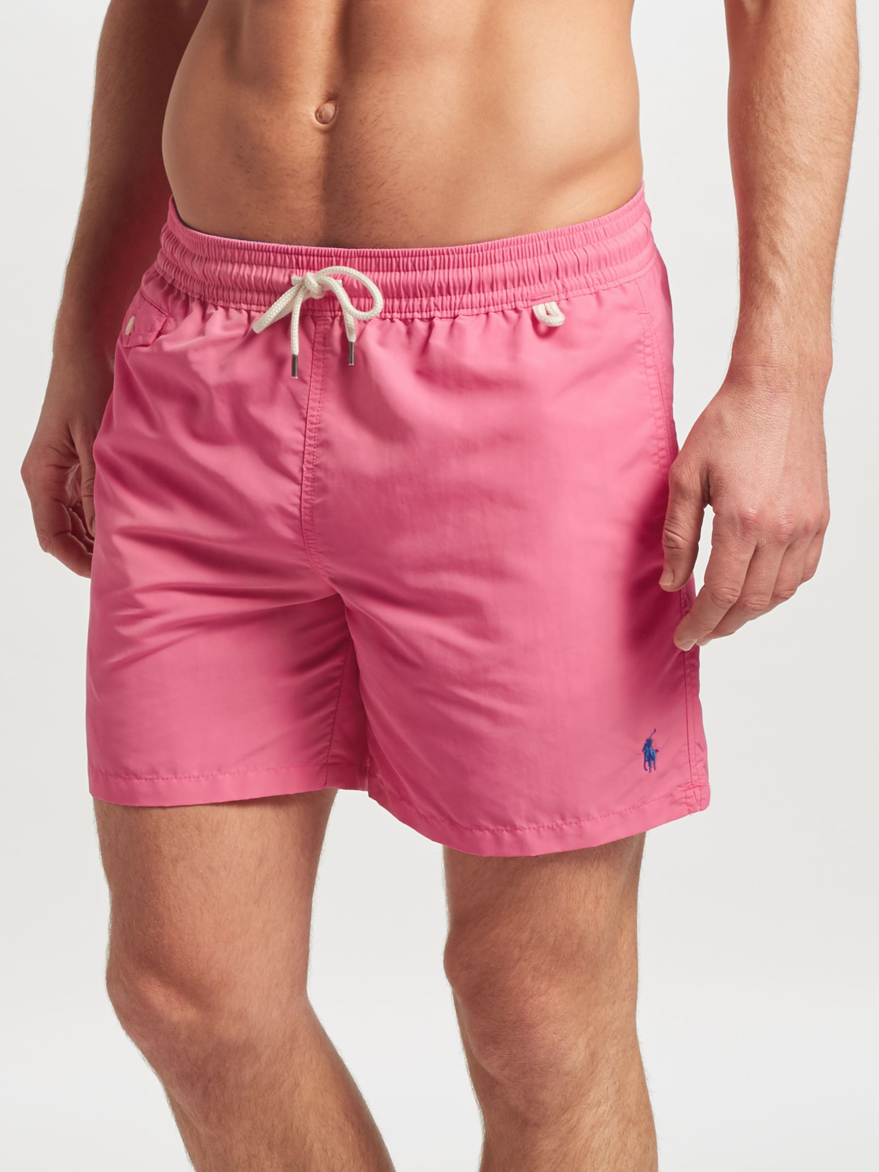 09d7628b29 Polo Ralph Lauren Traveller Swim Shorts at John Lewis & Partners