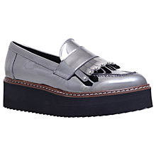 Buy Carvela Lucile Flatform Fringe Loafers Online at johnlewis.com