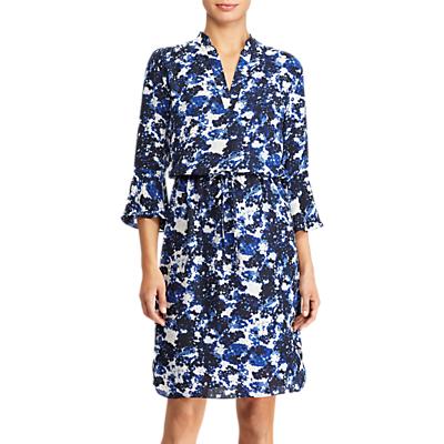 Lauren Ralph Lauren Elvarsha Floral Georgette Dress, Multi