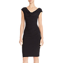 Buy Lauren Ralph Lauren Valli Dress, Black Online at johnlewis.com