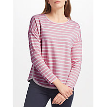 Buy Collection WEEKEND by John Lewis Curved Hem Sweat Top Online at johnlewis.com