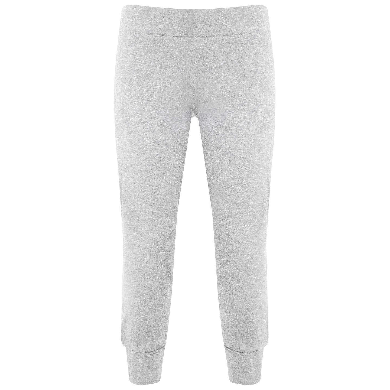 M Life Awakening Cuff Yoga Pants, Pebble Melange by M Life
