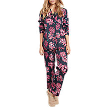 Buy hush Hydrangea Cotton Pyjamas Online at johnlewis.com