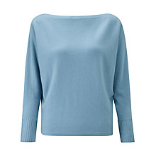 Buy Pure Collection Cashmere Batwing Jumper Online at johnlewis.com