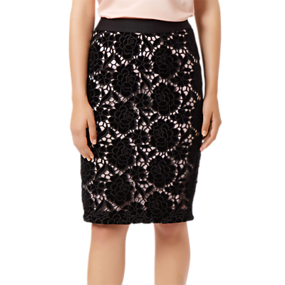 Fenn Wright Manson Carrie Lace Skirt, Black