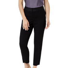 Buy Fenn Wright Manson Petite Darling Trousers, Black Online at johnlewis.com