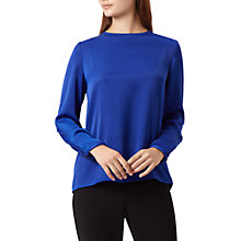 Buy Fenn Wright Manson Immie Top, Blue Online at johnlewis.com