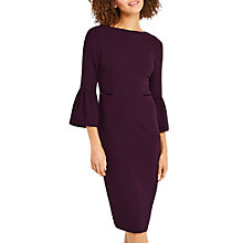 Buy Oasis Bell Sleeve Dress Online at johnlewis.com