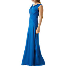 Buy Fenn Wright Manson Jessica Maxi Dress Petite, Blue Online at johnlewis.com