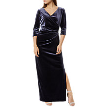 Buy Fenn Wright Manson Petite Kelsie Maxi Dress, Grey Online at johnlewis.com