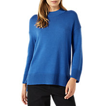 Buy Jigsaw Rib Back Jumper Online at johnlewis.com