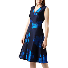 Buy Fenn Wright Manson Olivia Dress, Navy Online at johnlewis.com