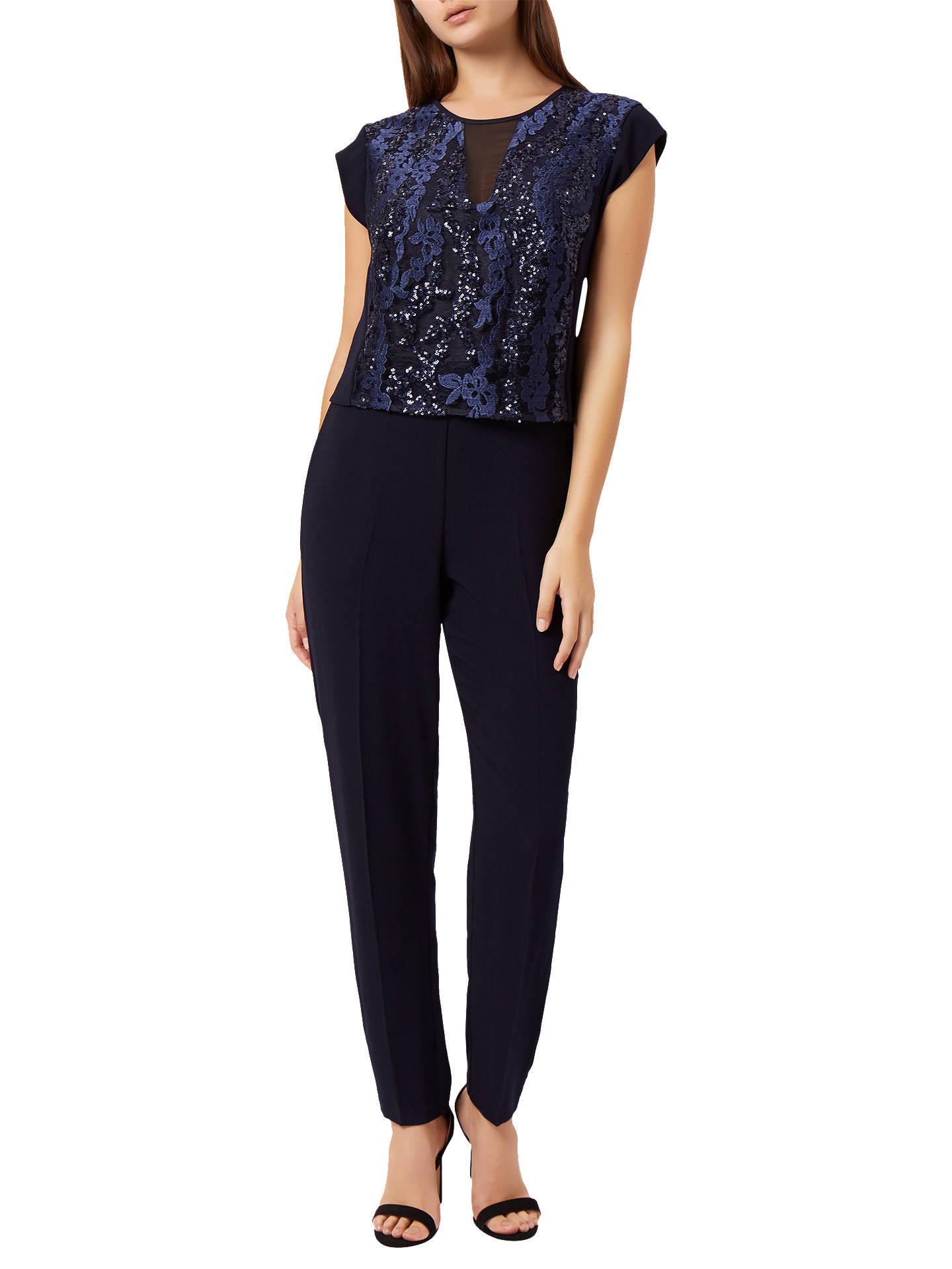 53b42cca5fc Buy Fenn Wright Manson Zara Sequin Jumpsuit