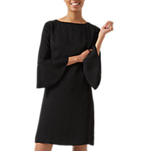 Buy Jigsaw Ruffle Sleeve Dress Online at johnlewis.com