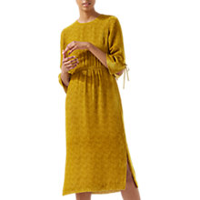 Buy Jigsaw Velvet Spot Devore Dress Online at johnlewis.com