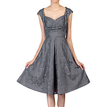 Buy Jolie Moi Crossover Bust Lace Prom Dress Online at johnlewis.com