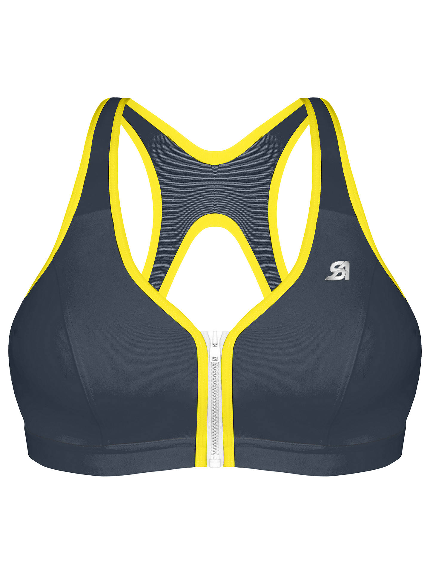 6cfc1e012f2 Buy Shock Absorber Active Zipped Plunge Non-Wired Sports Bra