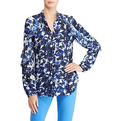 Lauren Ralph Lauren Floral Georgette Shirt, Multi