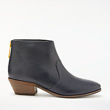 Buy Boden Atherstone Block Heeled Ankle Boots Online at johnlewis.com
