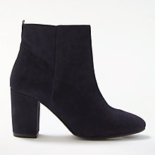 Buy Boden Etta Block Heeled Ankle Boots Online at johnlewis.com