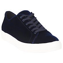 Buy L.K. Bennett Peyton Lace Up Trainers Online at johnlewis.com