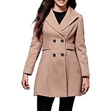 Buy Yumi Zip Waist Military Coat Online at johnlewis.com