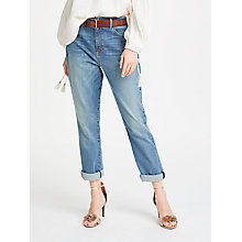 Buy AND/OR Pasadena Parallel High Rise Jeans Online at johnlewis.com