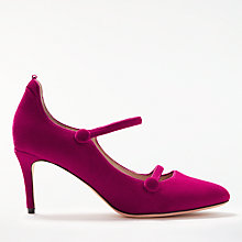 Buy Boden Frederica Double Strap Court Shoes Online at johnlewis.com