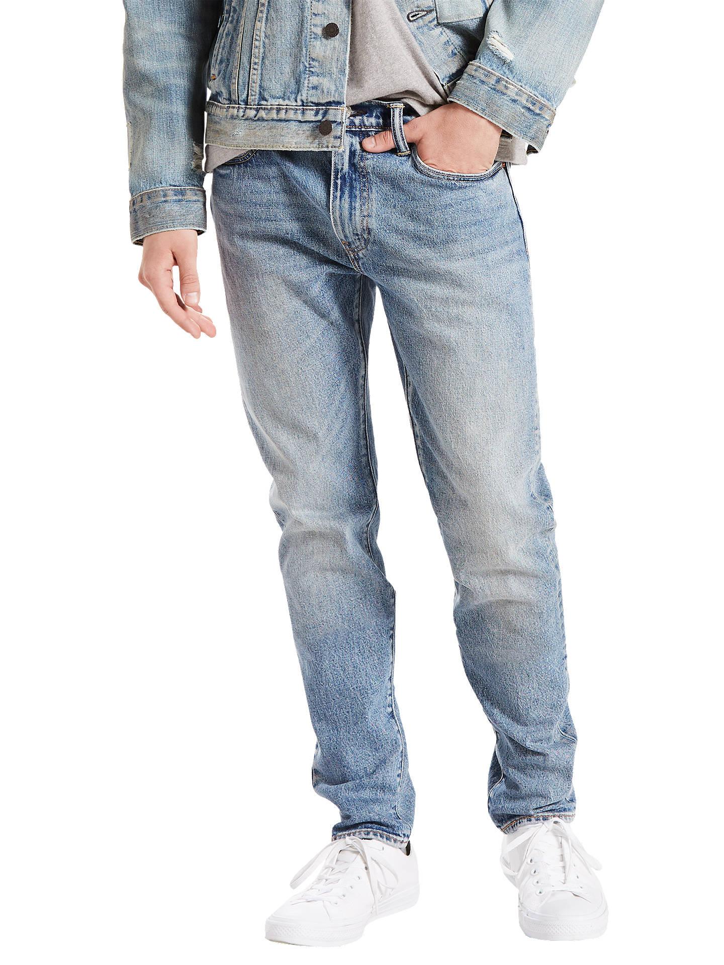 8ff4ddad4da Buy Levi's 512 Slim Tapered Jeans, Rolf, 30S Online at johnlewis. ...