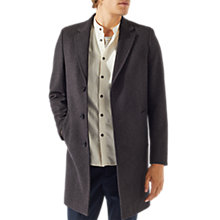 Buy Jigsaw Epsom Wool Peacoat Online at johnlewis.com