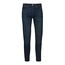 Buy Levi's 512 Slim Tapered Jeans, The Run Online at johnlewis.com