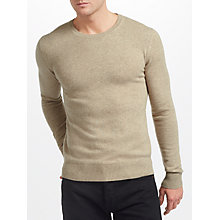 Buy J.Lindeberg Cashmere Crew Neck Jumper Online at johnlewis.com