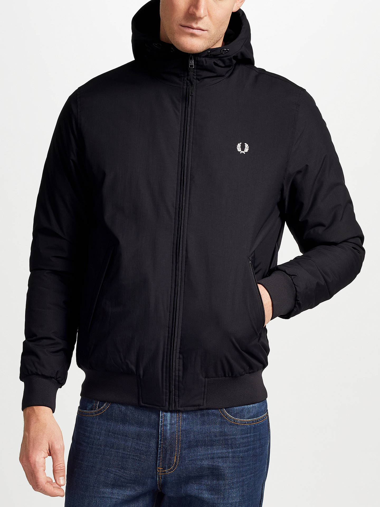 7c9f96c6f Fred Perry Brentham Jacket at John Lewis & Partners