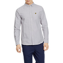 Buy Lyle & Scott Long Sleeve Oxford Shirt Online at johnlewis.com