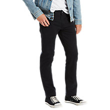 Buy Levi's 511 Slim Fit Jeans, Mineral Black Online at johnlewis.com