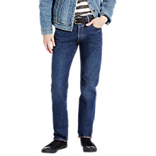 Buy Levi's 501 Original Straight Jeans, Subway Station Online at johnlewis.com