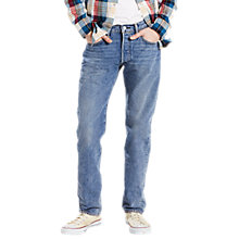 Buy Levi's 501 Original Straight Jeans, Crosby Online at johnlewis.com