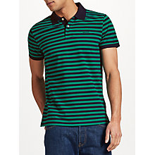 Buy Gant Feeder Stripe Polo Shirt Online at johnlewis.com