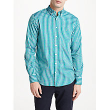 Buy GANT 80's Gingham Long Sleeve Shirt Online at johnlewis.com