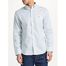 Buy Gant 80's Stripe Long Sleeve Shirt Online at johnlewis.com