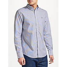 Buy Gant Double Faced Dobby Shirt, Multi Online at johnlewis.com