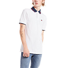 Buy Levi's Breaker Polo Top Online at johnlewis.com