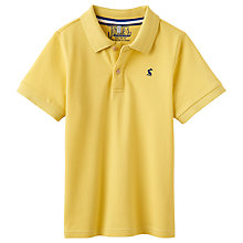 Buy Little Joule Boys' Woody Polo Shirt Online at johnlewis.com