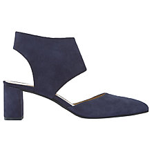 Buy Mint Velvet Suzie Cut Out Court Shoes Online at johnlewis.com