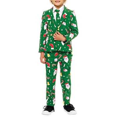 OppoSuits Santa Boss Costume, Children's