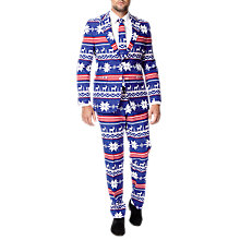 Buy OppoSuits The Rudolph Costume, Men's Online at johnlewis.com