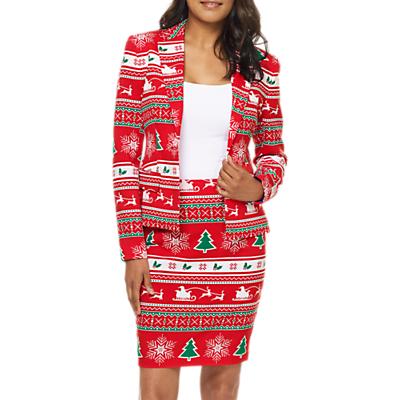 OppoSuits Winter Wonderland Costume, Women's