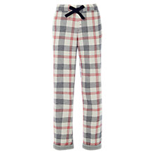 Buy White Stuff Check Me Out Pyjama Bottoms, Calming Cream Online at johnlewis.com